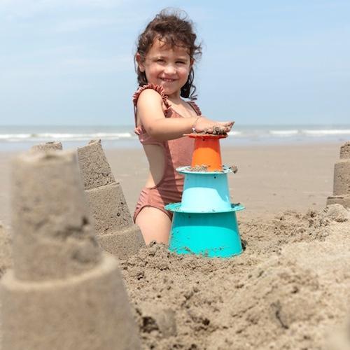 Zandkastelen bouwer Alto - Quut