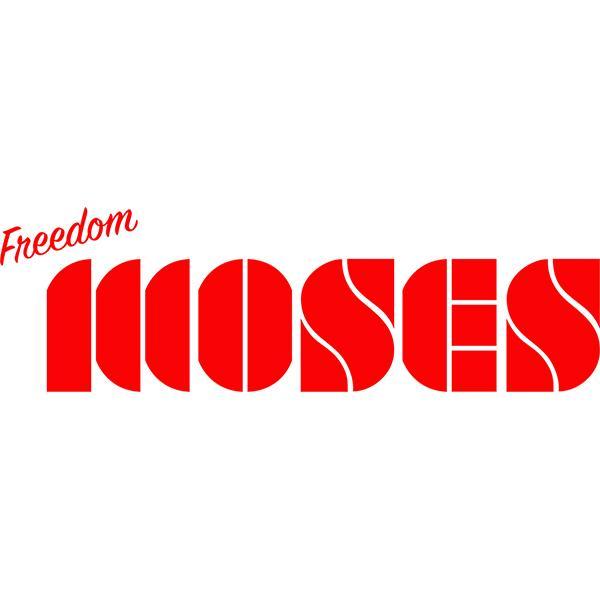 logo freedom moses