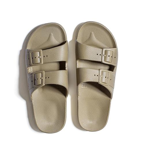 Slipper Khaki - Freedom moses