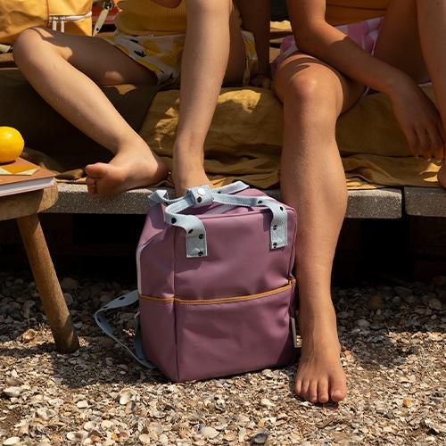 Rugzakje Small freckles | Pirate purple - Sticky Lemon