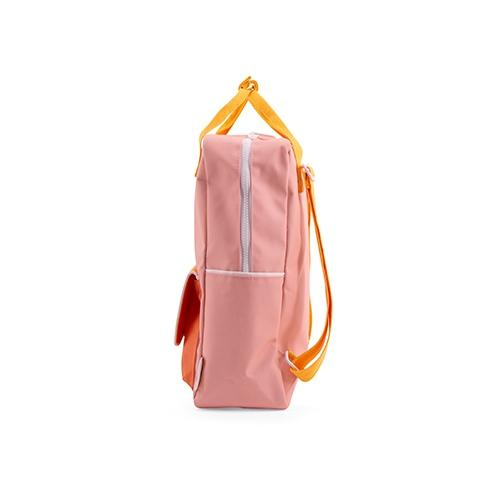 Rugzak Large wanderer | Candy pink - Sticky Lemon