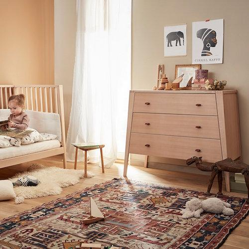 Linea commode beuk - Leander
