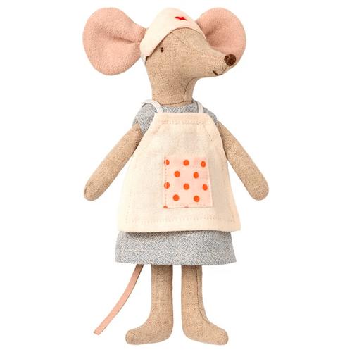 Verpleegster muis - Maileg