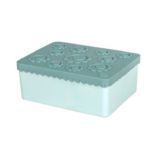 Lunchbox bloemetjes blue - Blafre