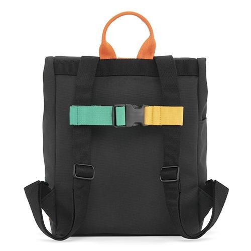 Mini bag Canvas Night black - Dusq