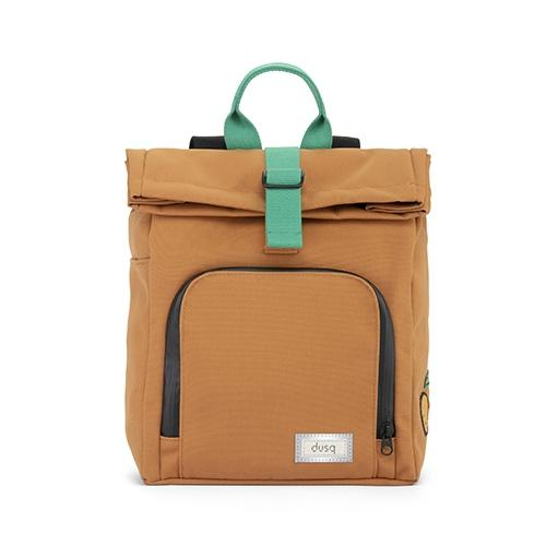 Mini bag Canvas Sunset Cognac - Dusq