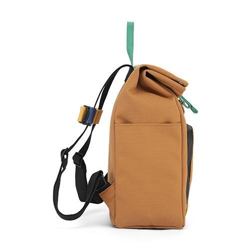 Mini bag Canvas Sunset Cognac - Dusq