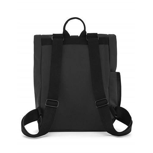 Vegan bag Canvas Night black - Dusq