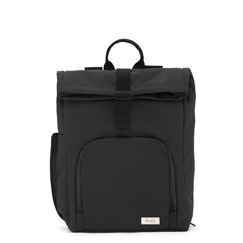 Vegan bag Canvas Night black - Dusq