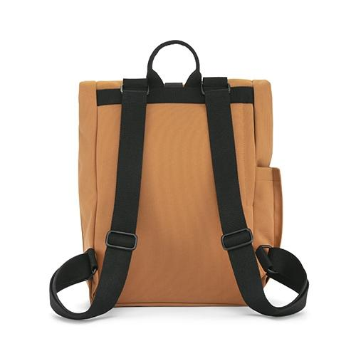 Vegan bag Canvas Sunset Cognac - Dusq