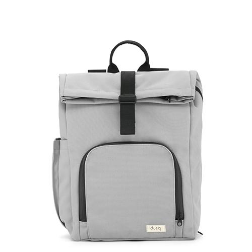 Vegan bag Canvas Cloud Grey - Dusq