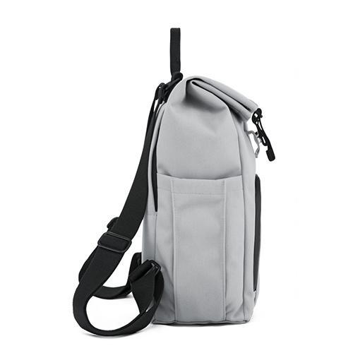 Vegan bag Canvas Cloud Grey - Dusq