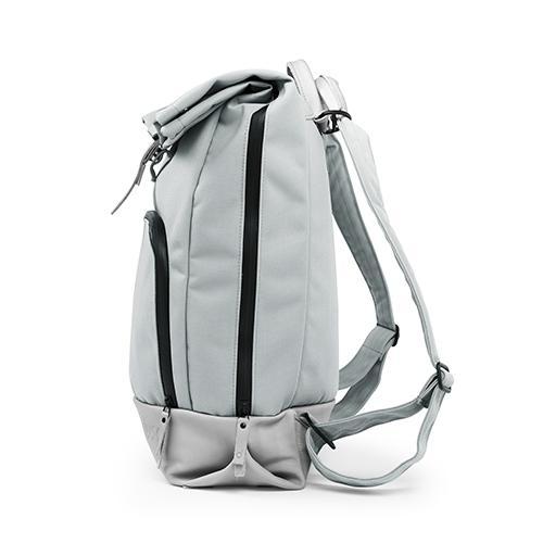 Family bag Canvas Cloud grey - Dusq