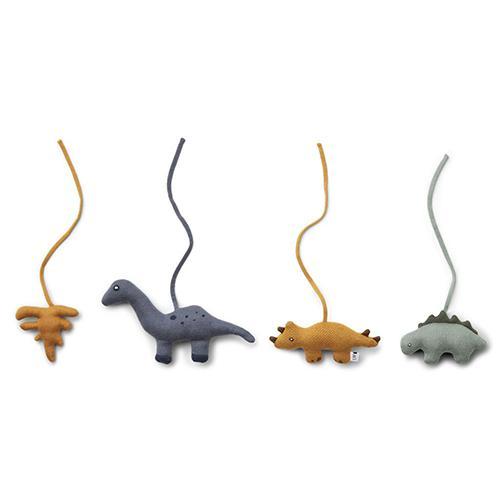 Babygym speeltjes Gio Dino mix - Liewood