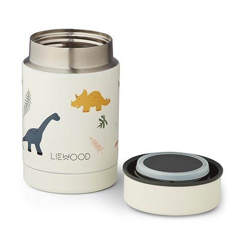 Thermosbox Nadja Dino mix - Liewood