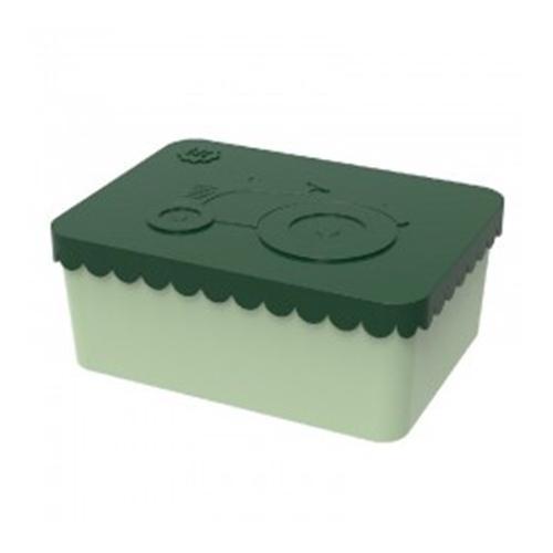 Lunchbox tractor dark green - Blafre