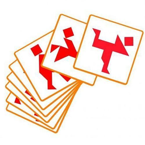 Tangram puzzel - Djeco