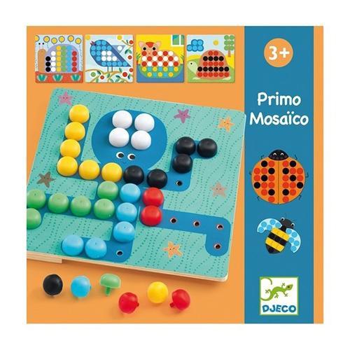 Mozaiekpuzzel Primo - Djeco