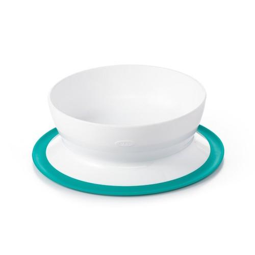 Stick & Stay Kom Teal - Oxo tot