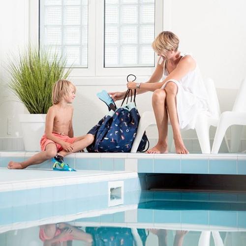 Opbergzak/speeltapijt Outdoor Surf - Play&Go