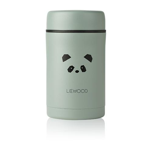 Thermosbox Bernard Panda peppermint - 500ml - Liewood