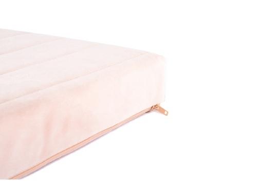 Matras Zanzibar velvet Bloom Pink - Nobodinoz
