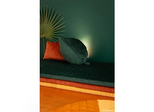 Matras Zanzibar velvet Jungle Green - Nobodinoz