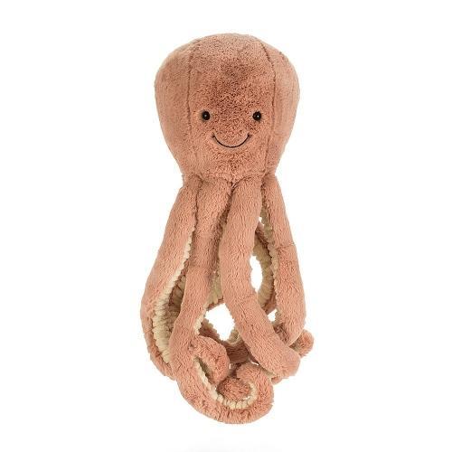 Knuffel Odell Octopus Little - Jellycat