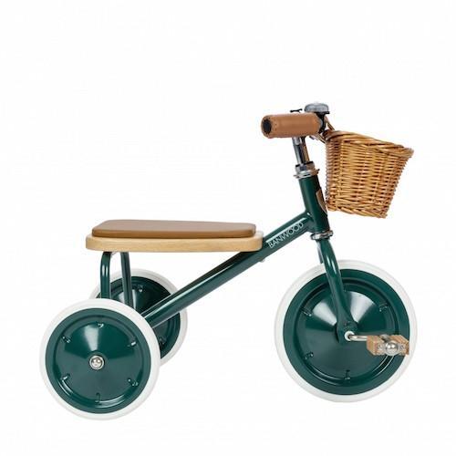 Driewieler Trike Green - Banwood