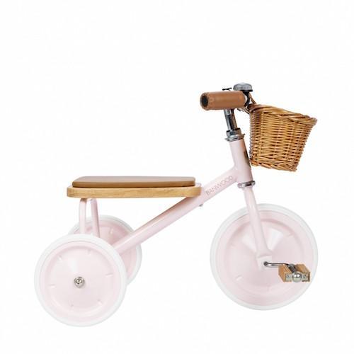 Driewieler Trike Pink - Banwood