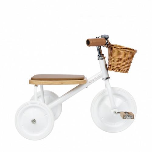 Driewieler Trike White - Banwood