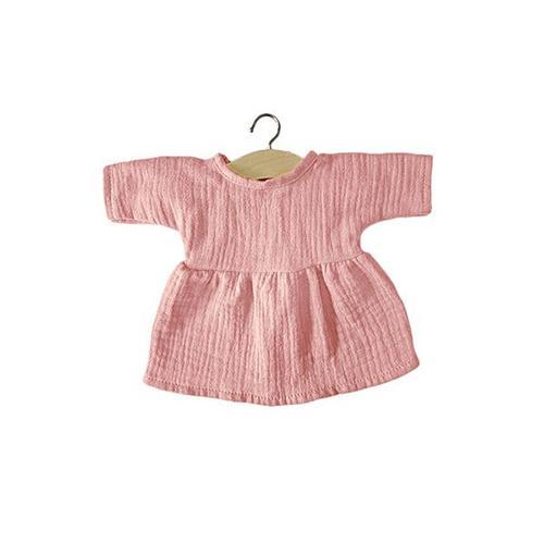 Kleedje Faustine Rose tendre - Minikane