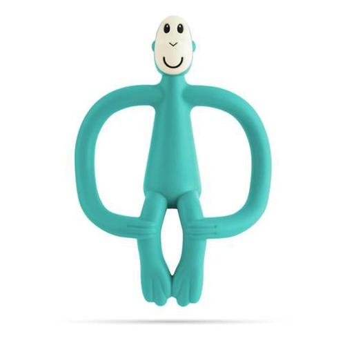 Bijtspeeltje Monkey Original Mint green - Matchstick Monkey