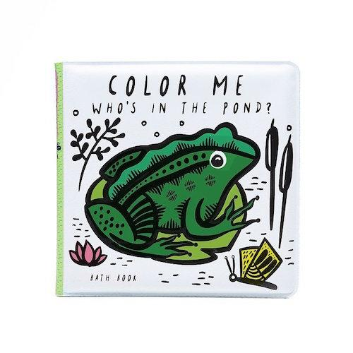 Bad boekje Coulour me Pond - Wee Gallery