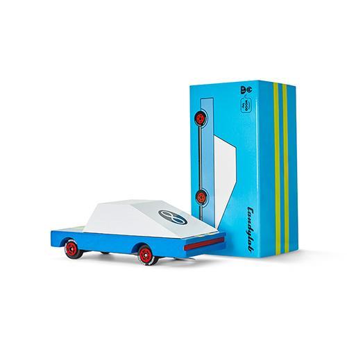 Candycar Blue Racer #8