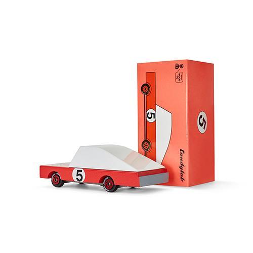 Candycar Red Racer #5 - Candylab