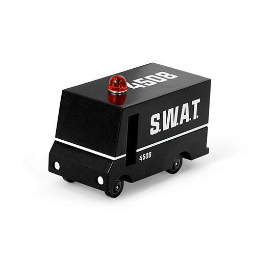 Candycar SWAT Van - Candylab