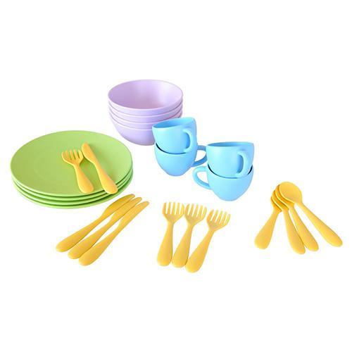 Ontbijtset - Green toys