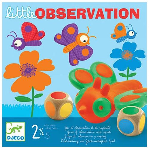 Spel Little observation - Djeco