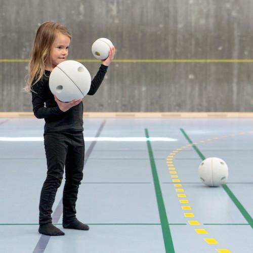 Half ball kit - MODU