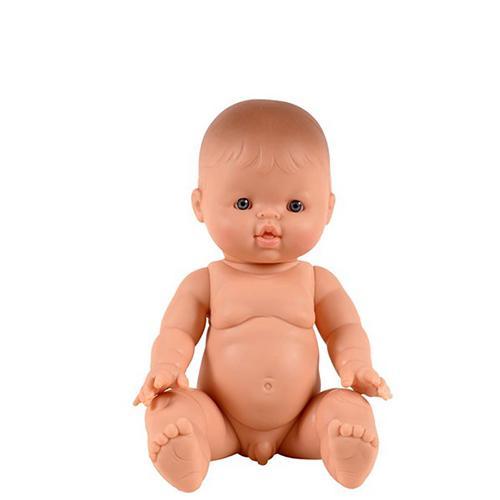 Babypop jongen - Minikane