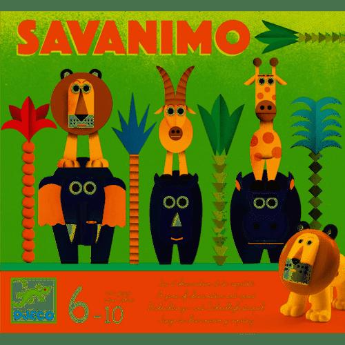 Spel Savanimo - Djeco