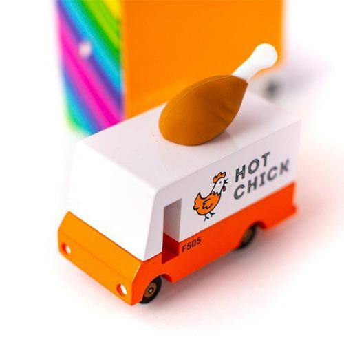 Candycar Fried Chicken Van - Candylab
