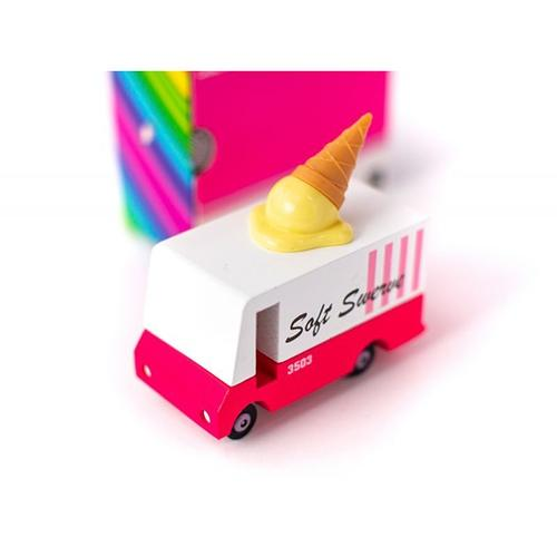 Candycar Ice cream Van - Candylab
