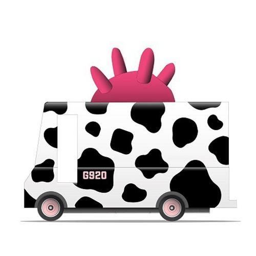 Candycar Milk Van - Candylab