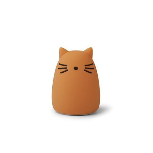 Nachtlampje Winston Cat Mustard - Liewood