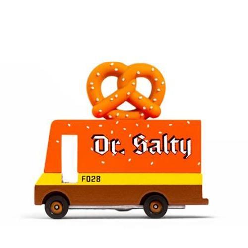 Candycar Pretzel Van - Candylab