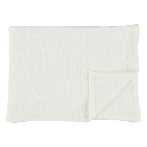 Hydrofiele doeken 110x110cm Bliss White 3-pak - Les rêves d'Anaïs