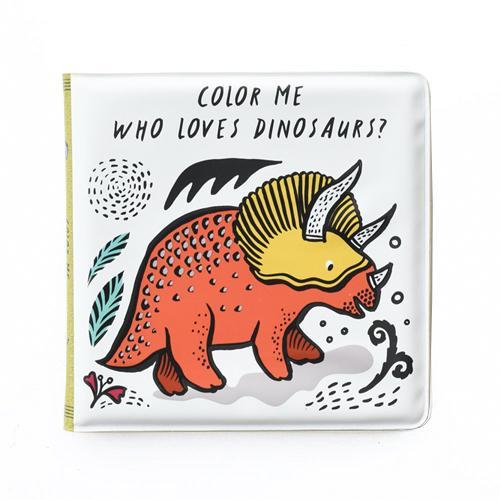 Badboekje Color me Dinosaurs - Wee Gallery