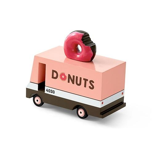Candycar Donut Van - Candylab